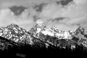 The Grand Teton.