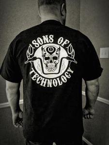 SOT logo shirt